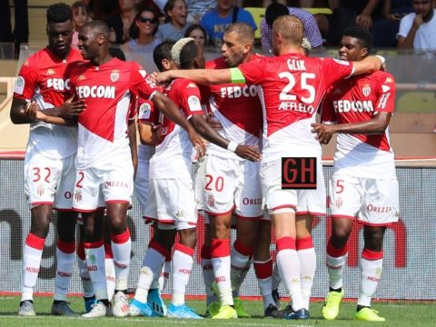 AS Monaco 2-2 Nîmes Olympique