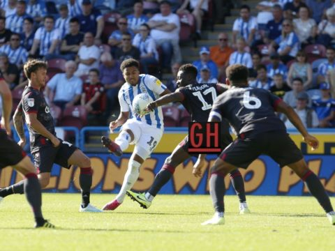 Huddersfield Town 0-2 Reading FC