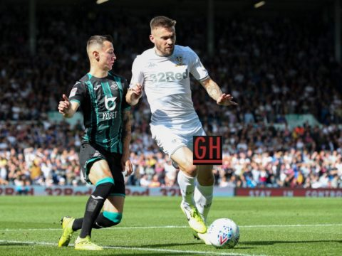Leeds United 0-1 Swansea City