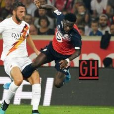 Lille 2-3 Roma