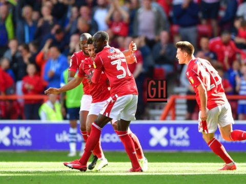 Nottingham Forest 1-1 Preston North End