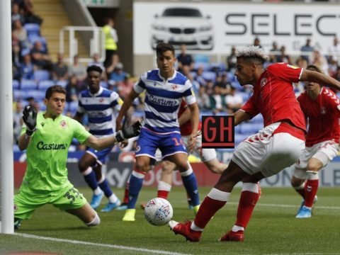 Reading FC 0-2 Charlton Athletic