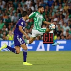 Real Betis 1-2 Real Valladolid