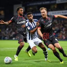 West Bromwich 1-1 Reading