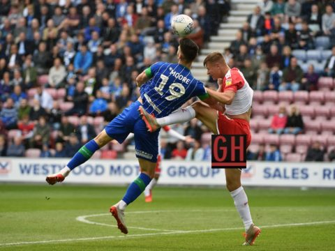 Wigan Athletic 0-0 Barnsley FC