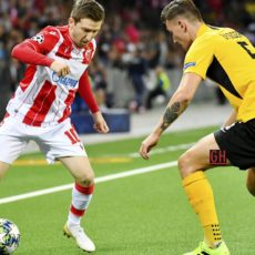 Young Boys 2-2 Red Star Belgrade