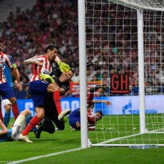 Atletico Madrid 2-2 Juventus
