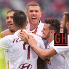 Bologna 1-2 AS Roma