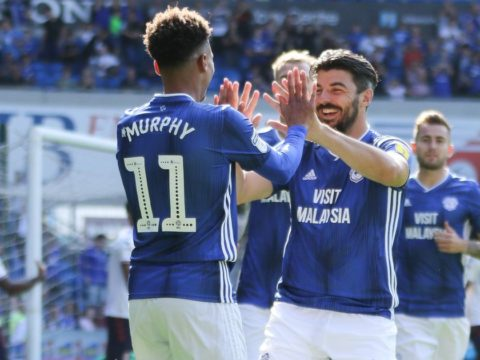 Cardiff City 1-0 Middlesbrough
