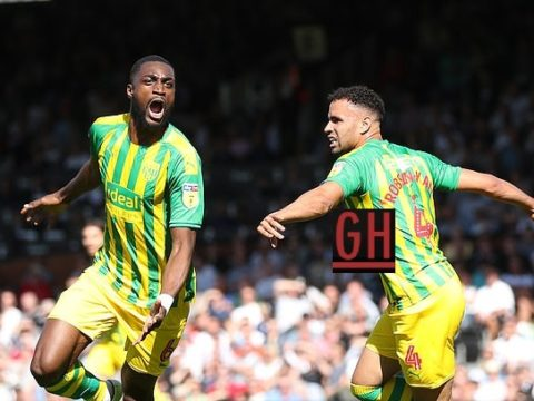 Fulham 1-1 West Bromwich