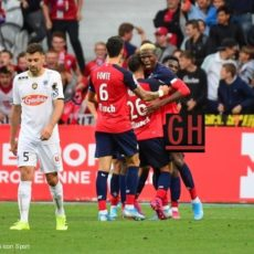 Lille 2-1 Angers