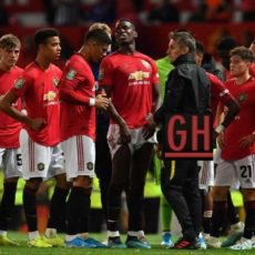 Manchester United 1-1 Rochdale