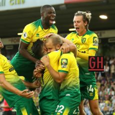 Norwich 3-2 Manchester City