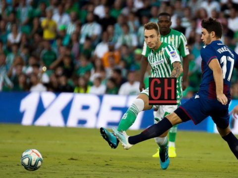 Real Betis 3-1 Levante