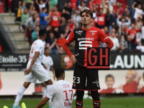 Rennes 1-1 Lille