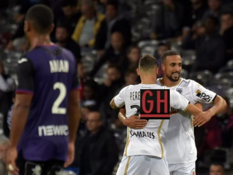 Toulouse 0-2 Angers