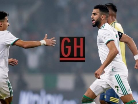 Algeria 3-0 Colombia - Watch goals and highlights football International Friendlies 2019