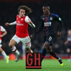 Arsenal 2-2 Crystal Palace - Watch goals and highlights football Premier League 2019-2020