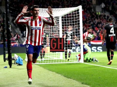 Atletico Madrid 1-0 Bayer Leverkusen - Watch goals and highlights football UEFA Champions League 2019-2020