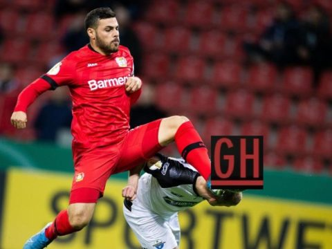 Bayer Leverkusen 1-0 Paderborn - Watch goals and highlights football DFB Pokal 2019-2020