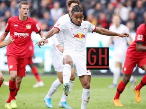 Bayer Leverkusen 1-1 RB Leipzig - Watch goals and highlights football BundesLiga 2019-2020