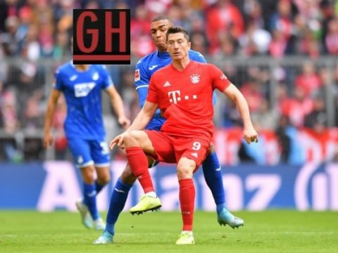Bayern Munich 1-2 Hoffenheim - Watch goals and highlights football BundesLiga 2019-2020