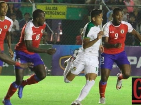 Bolivia 3-1 Haiti - Watch goals and highlights football International Friendlies 2019