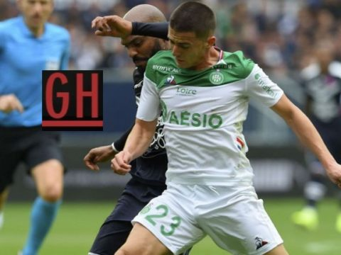 Bordeaux 0-1 Saint-Etienne - Watch goals and highlights football Ligue 1 Conforama 2019-2020