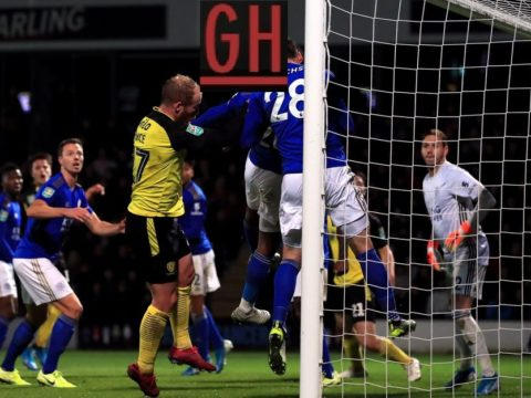 Burton 1-3 Leicester - Watch goals and highlights football Carabao Cup 2019-2020