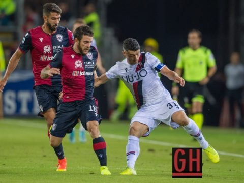 Cagliari 3-2 Bologna - Watch goals and highlights football Serie A 2019-2020