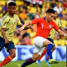Colombia 0-0 Chile - Watch goals and highlights football International Friendlies 2019