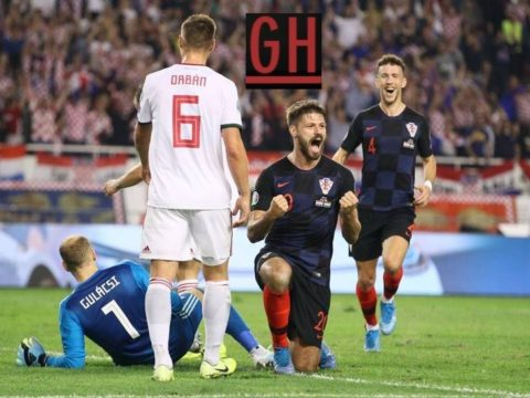 Croatia 3-0 Hungary - Watch goals and highlights football EURO 2020 Qualifiers
