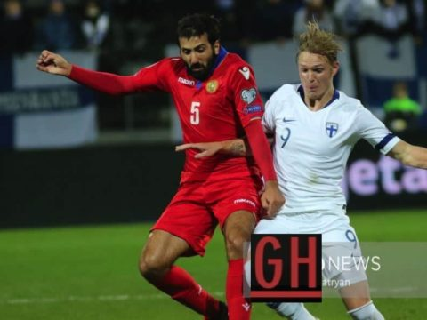 Finland 3-0 Armenia - Watch goals and highlights football EURO 2020 Qualifiers