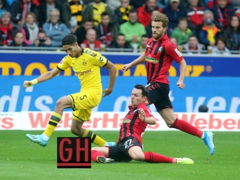 Freiburg 2-2 Borussia Dortmund - Watch goals and highlights football BundesLiga 2019-2020