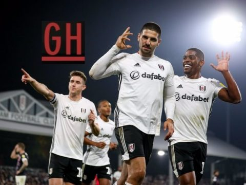 Fulham 3-2 Luton - Watch goals and highlights football Championship 2019-2020