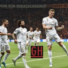 Galatasaray 0-1 Real Madrid - Watch goals and highlights football UEFA Champions League 2019-2020