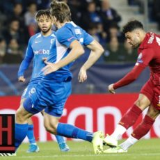Genk 1-4 Liverpool - Watch goals and highlights football UEFA Champions League 2019-2020