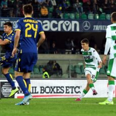 Hellas Verona 0-1 Sassuolo - Watch goals and highlights football Serie A 2019-2020