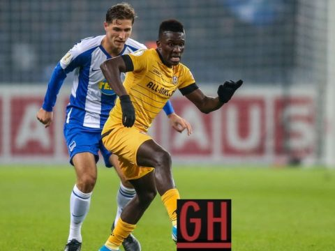 Hertha Berlin 3-3 Dynamo Dresden penalty (5-4) - Watch goals and highlights football DFB Pokal 2019-2020