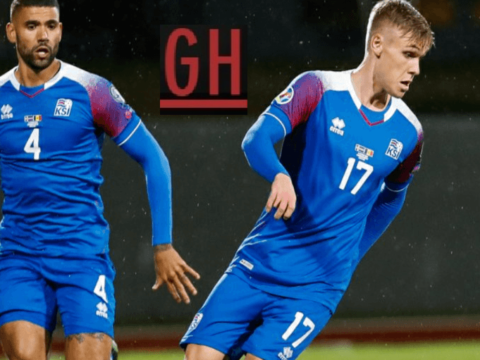 Iceland 2-0 Andorra - Watch goals and highlights football EURO 2020 Qualifiers