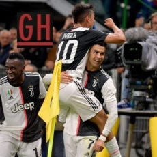 Inter Milan 1-2 Juventus - Watch goals and highlights football Serie A 2019-2020