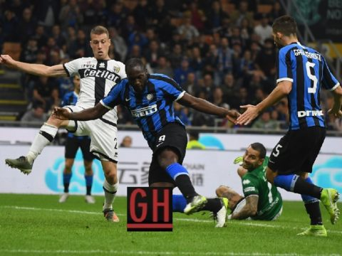 Inter Milan 2-2 Parma - Watch goals and highlights football Serie A 2019-2020