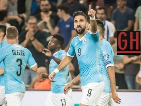 Israel 3-1 Latvia - Watch goals and highlights football EURO 2020 Qualifiers
