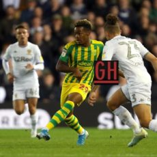 Leeds 1-0 West Bromwich