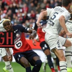 Lille 3-0 Bordeaux - Watch goals and highlights football Ligue 1 Conforama 2019-2020