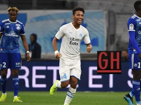 Marseille 2-0 Strasbourg - Watch goals and highlights football Ligue 1 Conforama 2019-2020