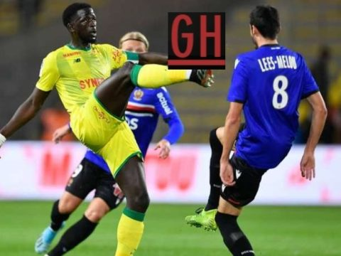 Nantes 1-0 Nice - Watch goals and highlights football Ligue 1 Conforama 2019-2020