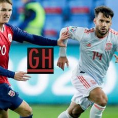 Norway 1-1 Spain - Watch goals and highlights football EURO 2020 Qualifiers