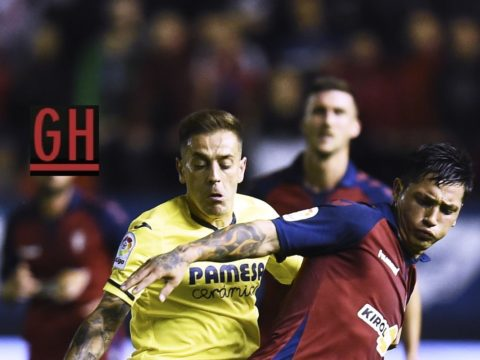 Osasuna 2-1 Villarreal - Watch goals and highlights football LaLiga Santander 2019-2020