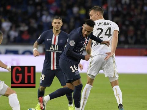 PSG 4-0 Angers - Watch goals and highlights football Ligue 1 Conforama 2019-2020